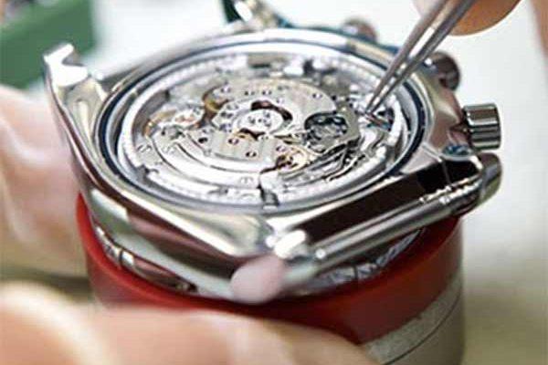 Watch Refurbishment and Polishing Service